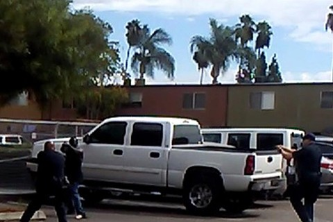 Policia-mata-en-California-a-hombre-negro-desarmado