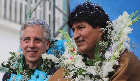 Garcia-Linera-cree-que-Evo-debe-seguir-en-la-presidencia-mas-alla-de-2020