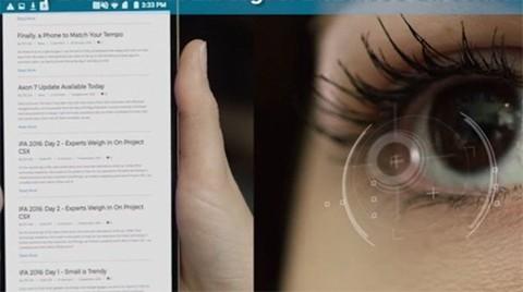 ZTE-lanza-el-Hawkeye,-un-smartphone-que-se-puede-manejar-con-la-mirada