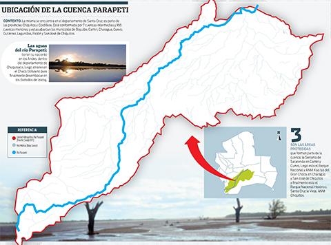 La-cuenca-del-rio-Parapeti-esta-en-riesgo