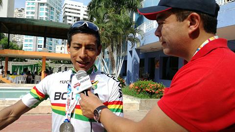 El-cruceno-Gomez-gana-la-primera-medalla-para-Bolivia-en-los-Bolivarianos