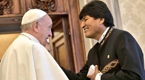 Evo-dice-que-no-elevo-queja-al-Papa-contra-algunos-obispos-de-Bolivia