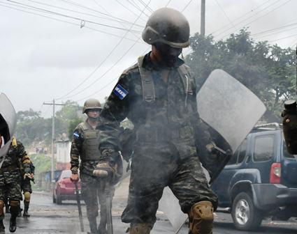 Protestas-se-multiplican-en-Honduras