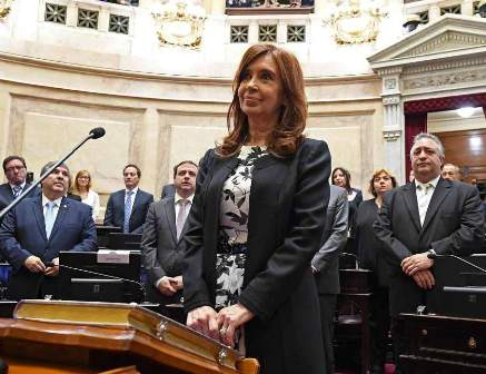 Piden-aprehension-de-CFK-por--Traicion-a-la-Patria-