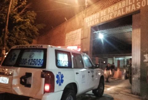 Un-muerto-y-varios-heridos-por-enfrentamiento-en-Palmasola