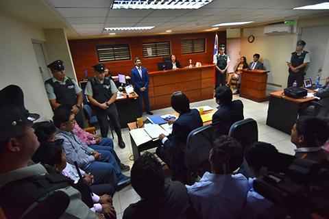 Juzgado-chileno-de-Tarapaca-instala-audiencia-de-nueve-bolivianos-detenidos-por-incidente-fronterizo