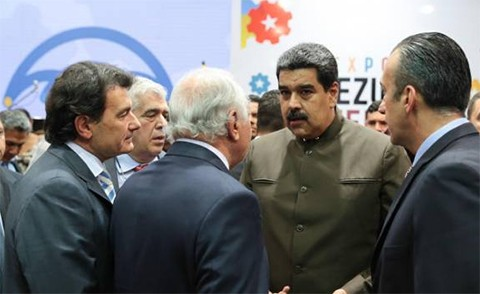 Consejo-Permanente-de-la-OEA-discutira-el-martes-situacion-en-Venezuela
