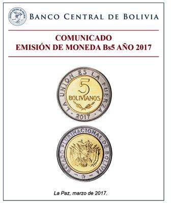 Ponen-en-circulacion-nueva-moneda-de-5-bolivianos-