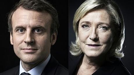 Macron-y-Le-Pen-disputaran-la-segunda-vuelta-de-las-presidenciales-en-Francia