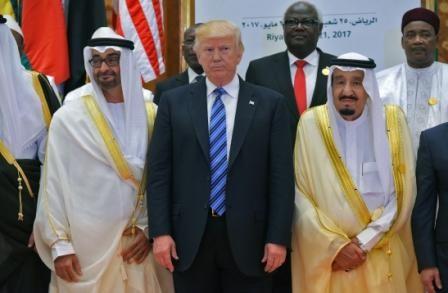 Trump-llama-a-los-arabes-a-luchar-contra-el-terrorismo