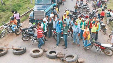 Transportistas-de-la-Chiquitania-anuncian-bloqueo-de-carretera-Bioceanica