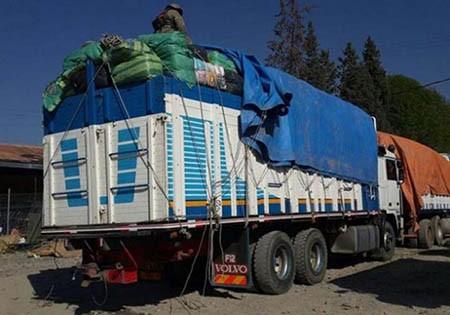 Van-190-camiones-con-contrabando-decomisados-hasta-abril