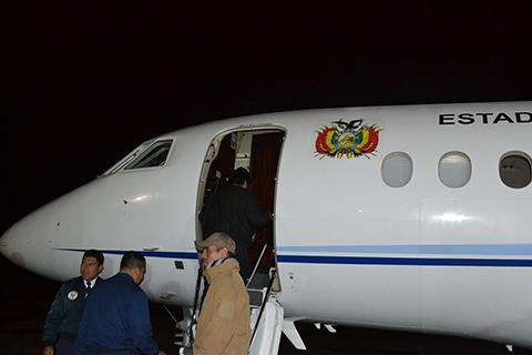 Morales-viajo-a-Ecuador-para-participar-en-asuncion-de-mando-de-Moreno