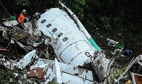 Avion-del-Chapecoense-tenia-el-seguro-suspendido-y-no-podia-viajar-a-Colombia-