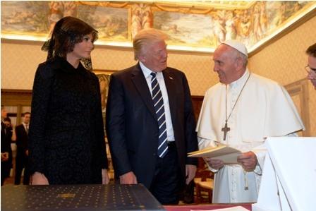 Trump-y-el-Papa-hablaron-sobre-la-paz-en-el-mundo