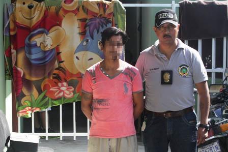 Cae-padrastro-acusado-de-violacion-en-Montero