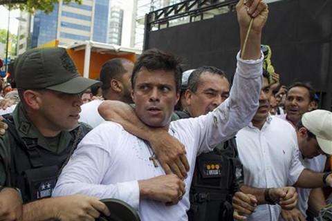 Gobierno-venezolano-desmiente-acusaciones-de-torturas-a-opositor-Leopoldo