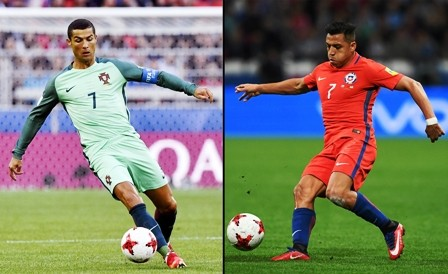 Chile-Portugal-duelo-imperdible
