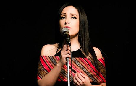 Cantante-lirica-graba-Misa-de-San-Ignacio