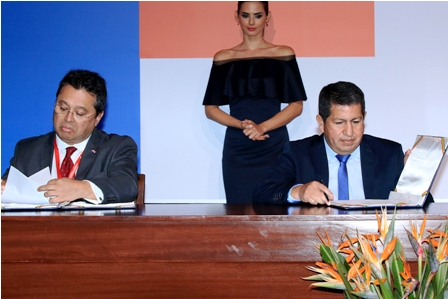 Gas-y-urea,-Bolivia-firmara-12-acuerdos-petroleros