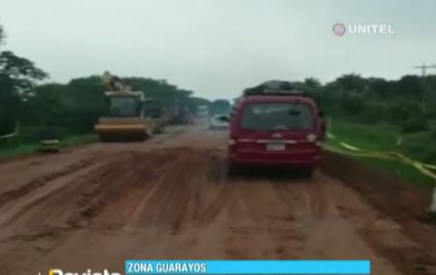 Habilitan-tramo-en-ruta-Santa-Cruz---Beni-tras-colapso-de-la-capa-asfaltica