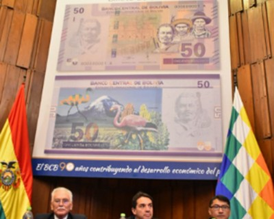 El-Banco-Central-de-Bolivia-presenta-el-nuevo-billete-de-Bs-50-