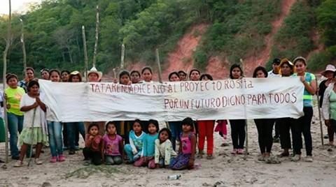 Comunidades-amazonicas-exigen-a-ENDE-la-cancelacion-definitiva-del-proyecto-Rositas