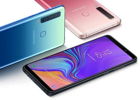 Lanzan-el-Samsung-A9-a-nivel-mundial