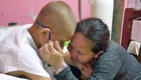 Fallece--Chumita--el-nino-con-cancer-cuya-madre-trafico-droga-para-curarlo