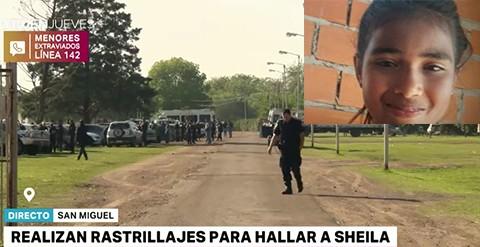 Rastrillaje:-Mas-de-150-policias,-perros-y-buzos-tacticos-buscan-a-Sheila