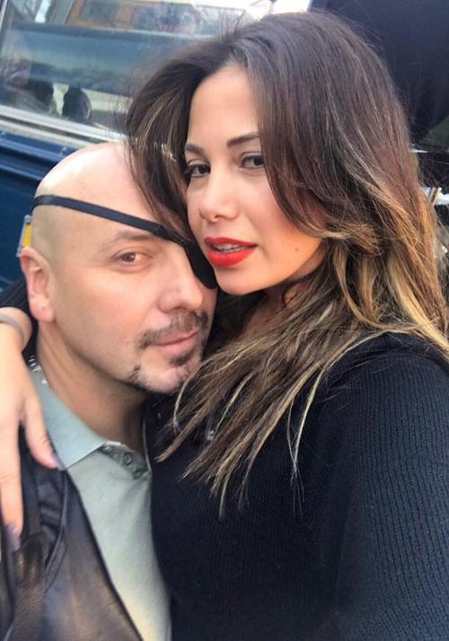 Kary-Arias-le-responde-a-David-Tezanos,-ante-su-polemico-anuncio-de-divorcio