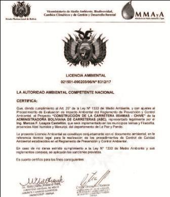 Asfaltado-vial-Ixiamas-Chive-Ya-tiene-licencia-ambiental-s-in-saber-diseno-del-proyecto