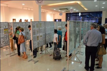 Exposicion-de-Filatelia-en-el-CBA