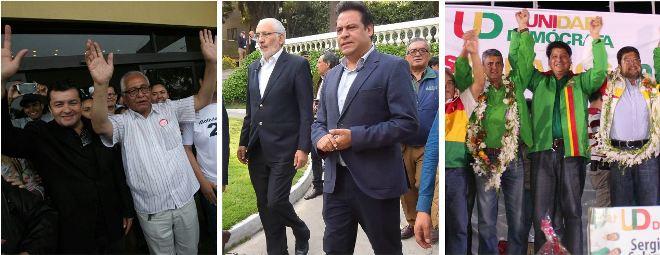 Tres-bloques-opositores-participaran-en-las-primarias-para-enfrentar-al-MAS-el-2019