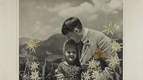 Subastan-una-foto-de-Hitler-abrazando-a-una-nina-judia-