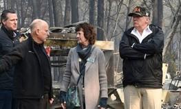 Donald-Trump-visito-la-zona-de-los-incendios-forestales-en-California:--Es-muy-triste-