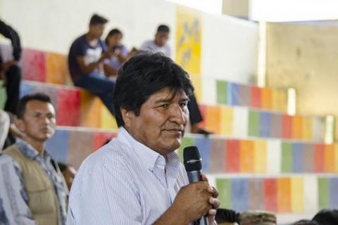Evo-afirma-que-la-democracia-boliviana-esta--mas-fuerte-que-nunca--aunque-la-derecha-lo-niegue
