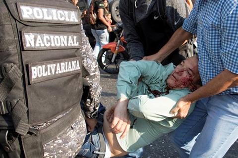 Ubican-a-Venezuela-como-pais-mas-violento-de-Latinoamerica