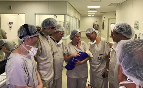 Nace-en-Brasil-el-primer-bebe-concebido-en-un-utero-trasplantado-de-una-donante-fallecida