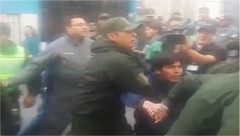 La-Paz:-Reportan-34-puntos-de-bloqueo-y-primer-arrestado-en-jornada-por-21F