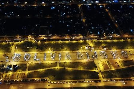 21F-vuelve-a-traer-el-no-a-las-calles,-Bolivianos-van-al-paro-exigiendo-respeto-al-voto