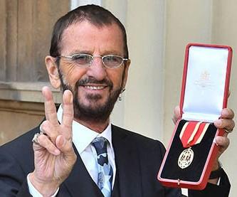 Ringo-Star-es-nombrado-Sir,-ahora-es-Duque-de-Cambridge