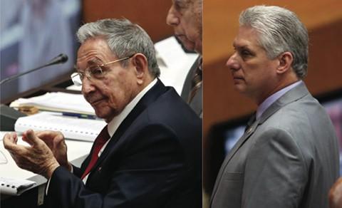 Estrenan-presidente-Miguel-Diaz-Canel,--el-unico-candidato