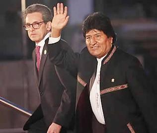 Canciller-confirma-que-Morales-se-reunira-en-junio-con-los-presidentes-de-China-y-Rusia