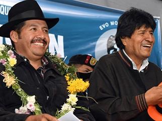 El-presidente-de-la-Brigada-Parlamentaria-de-Chuquisaca,-adelanta-que-Evo-Morales-suspende-su-participacion-en-efemerides-de-la--Ciudad-Blanca-