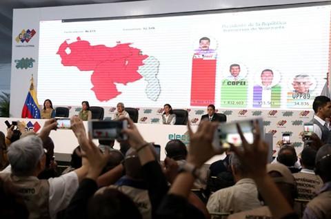 14-paises-americanos-llaman-a-consultas-a-sus-embajadores-en-Caracas-por-las-elecciones