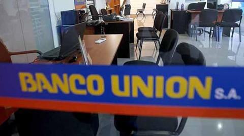 Cambian-a-la-gerente-regional-del-Banco-Union-tras-tercera-denuncia-de-desfalco