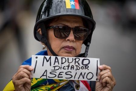 Condena-y-rechazo-a-reeleccion-de-Maduro