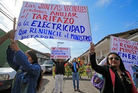 Crecen-las-protestas-en-rechazo-al-reajuste-tarifario