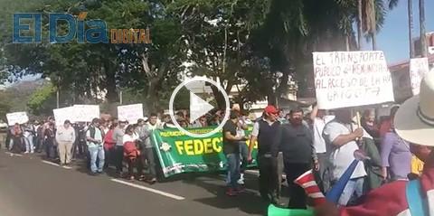 Transportistas-marchan-hacia-el-Concejo